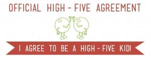 High Five Agreement jpg