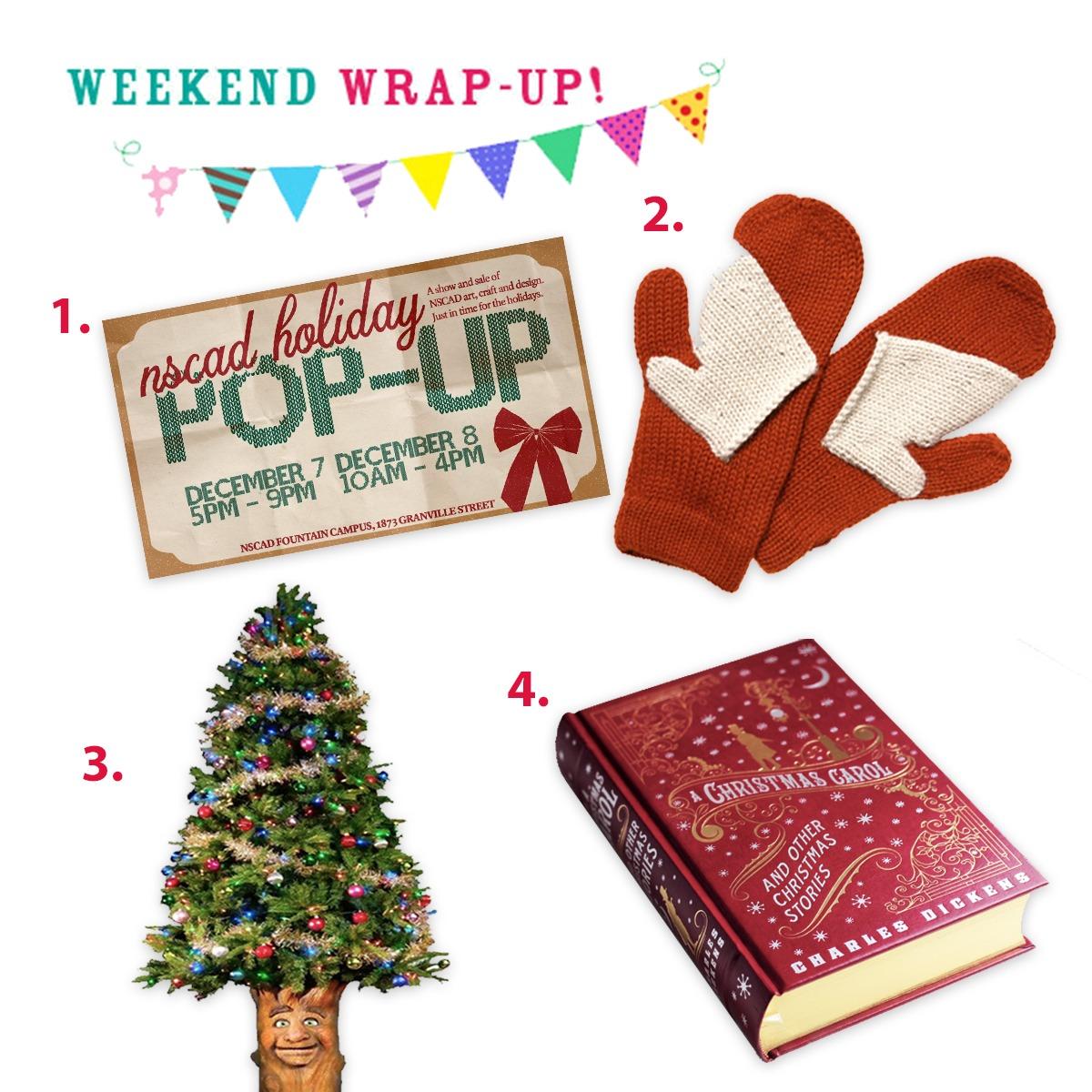Weekend Wrap-Up, Dec 7-9, 2018   Urban Parent - Halifax